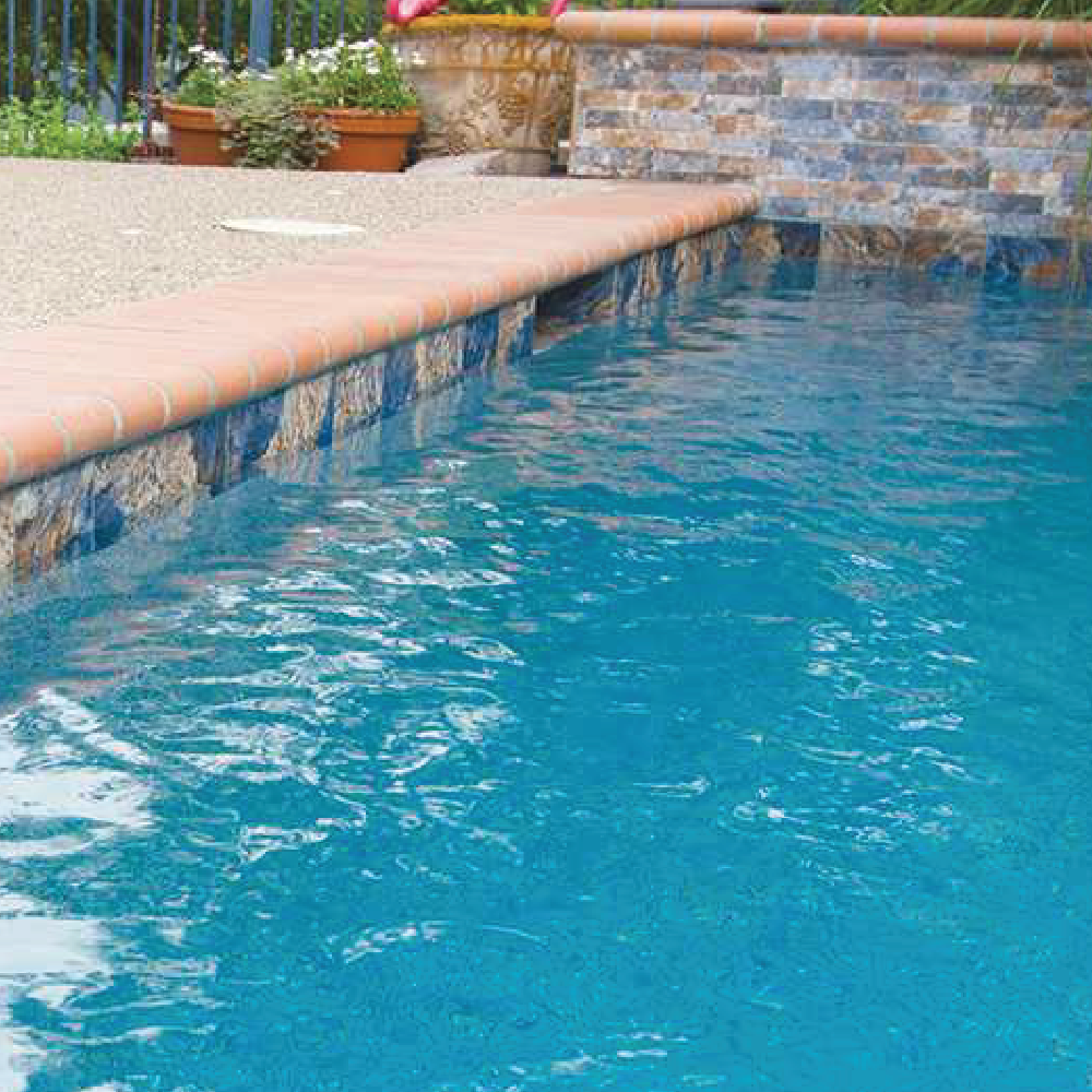 NPT Ridgeline Stone Look Pool Tile