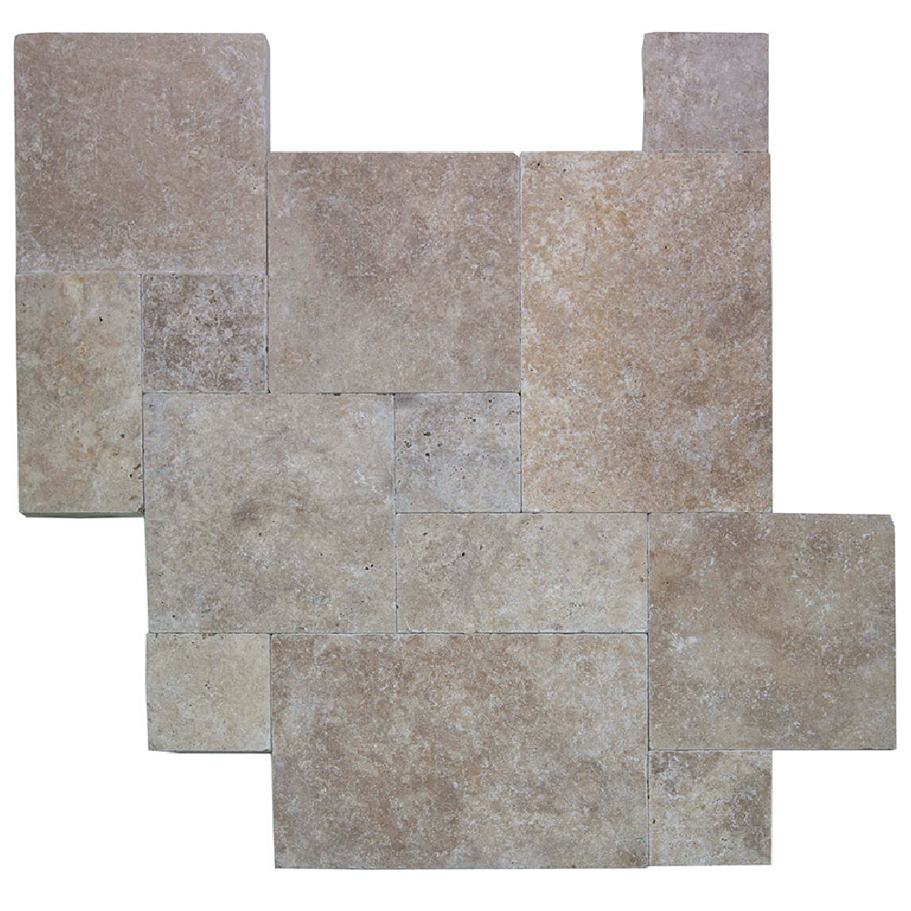 StoneHardscapes Walnut Mocha Travertine