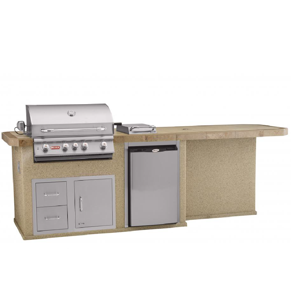 BULL Culinary Q Outdoor Kitchen Island