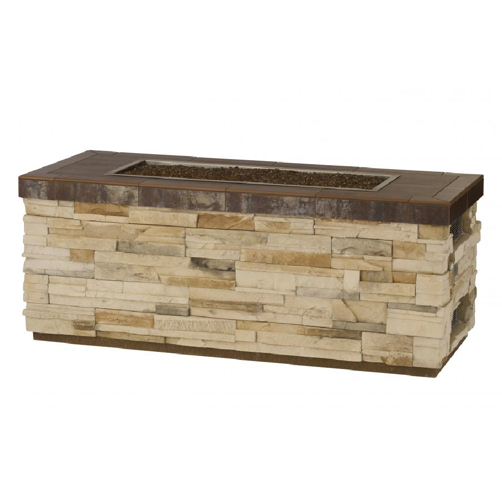 BULL Rectangular Fire Pit