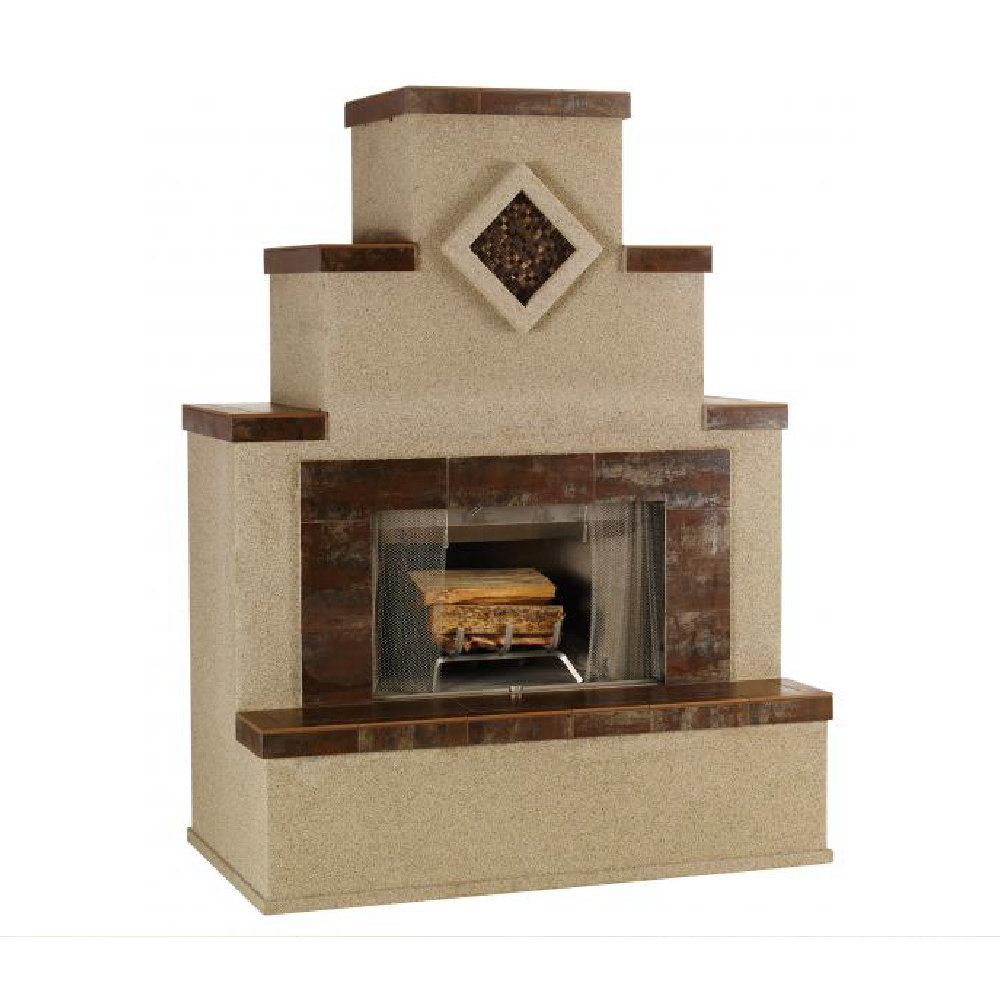 BULL Wood Burning Fire Place
