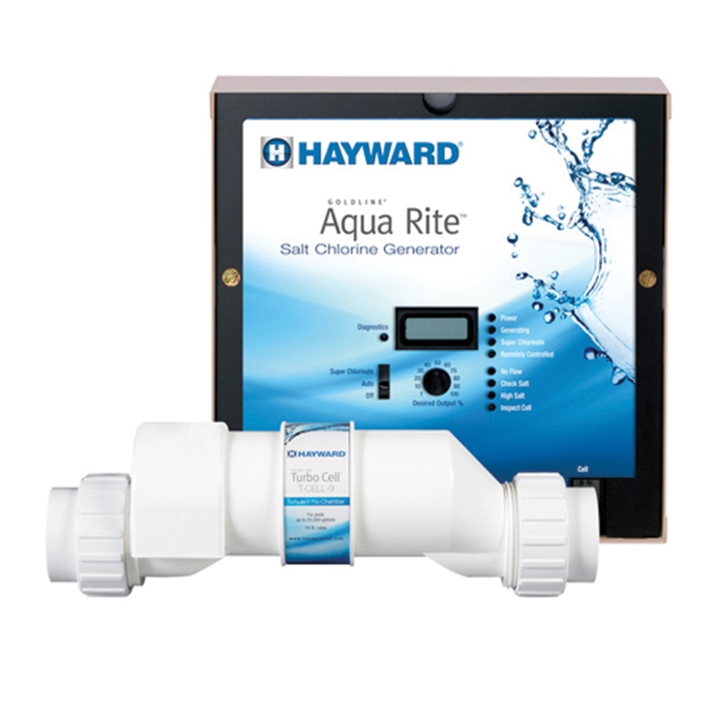 Hayward AquaRite® Salt Chlorinators