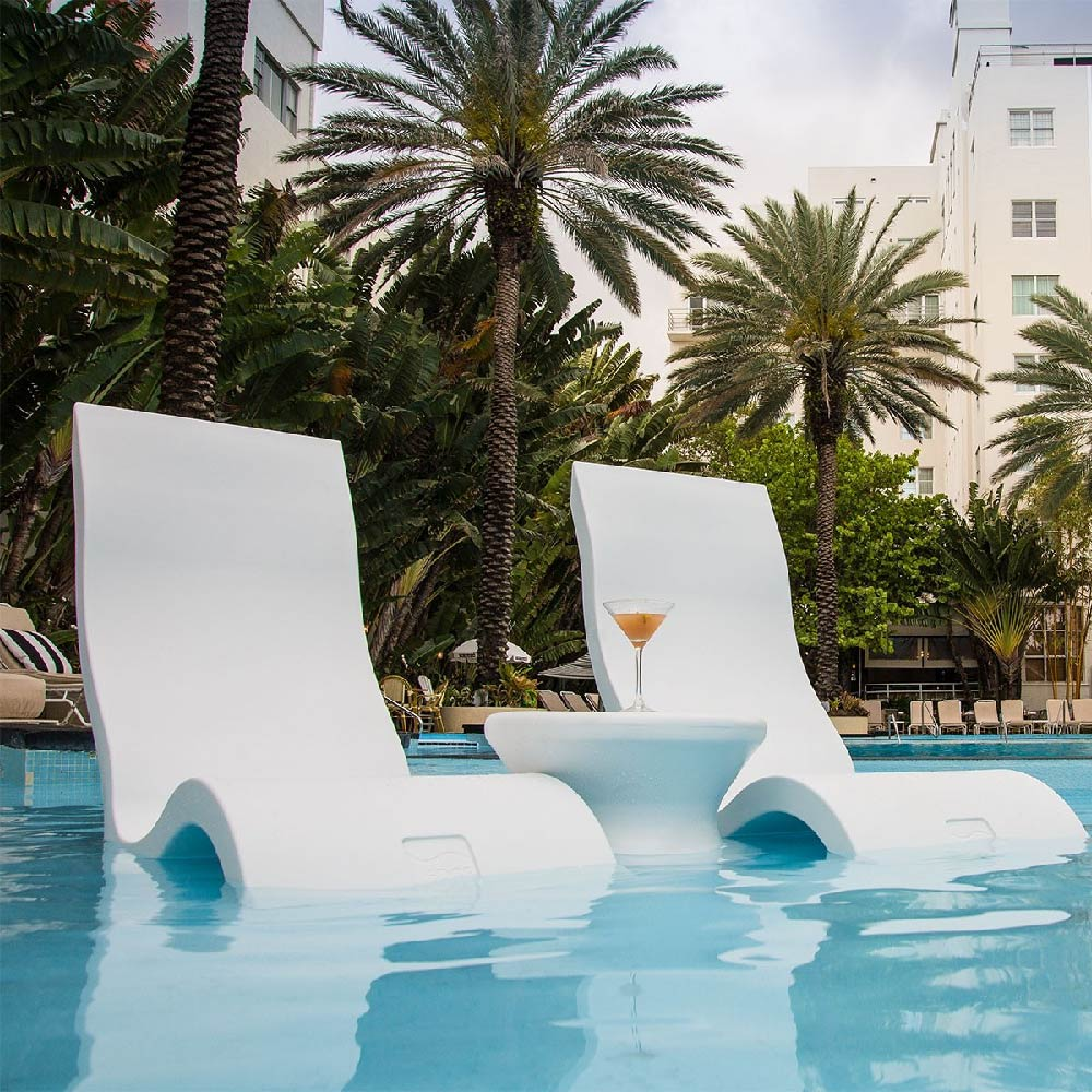 Ledge Lounger Signature In-Pool Chair