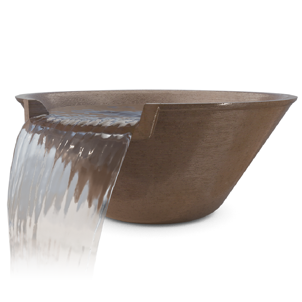 Pentair MagicBowl® Water Effects Fire Feature
