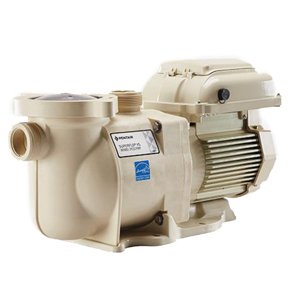 Pentair SuperFlo Variable Speed Pump