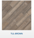 NPT Tulipwood Large Format Pool Tile