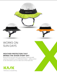 KASK Weather Protection Accessories