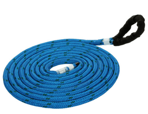 "Yale Dead Eye Sling Polydyne 19mm 3/4"" x 25ft Blue MJ - treestore.io"