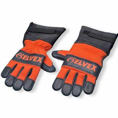 Elvex Chainsaw Protective Gloves Large - treestore.io