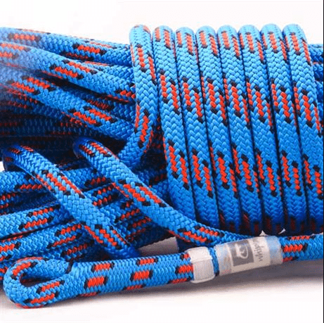 Yale Blue Moon Climbing Rope w/1 eye slice 11.7mm, 60M (200')