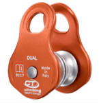 Climbing Technology Dual Pulley - treestore.io