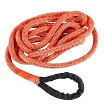 "Yale Dead Eye Sling Polydyne 16mm 5/8"" x 12ft Orange MJ - treestore.io"