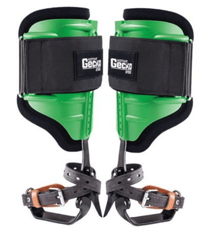 Notch Gecko Steel Climbers w/ Tree Gaffs - treestore.io