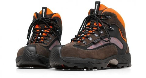 Husqvarna Technical Protection Leather Boots - treestore.io