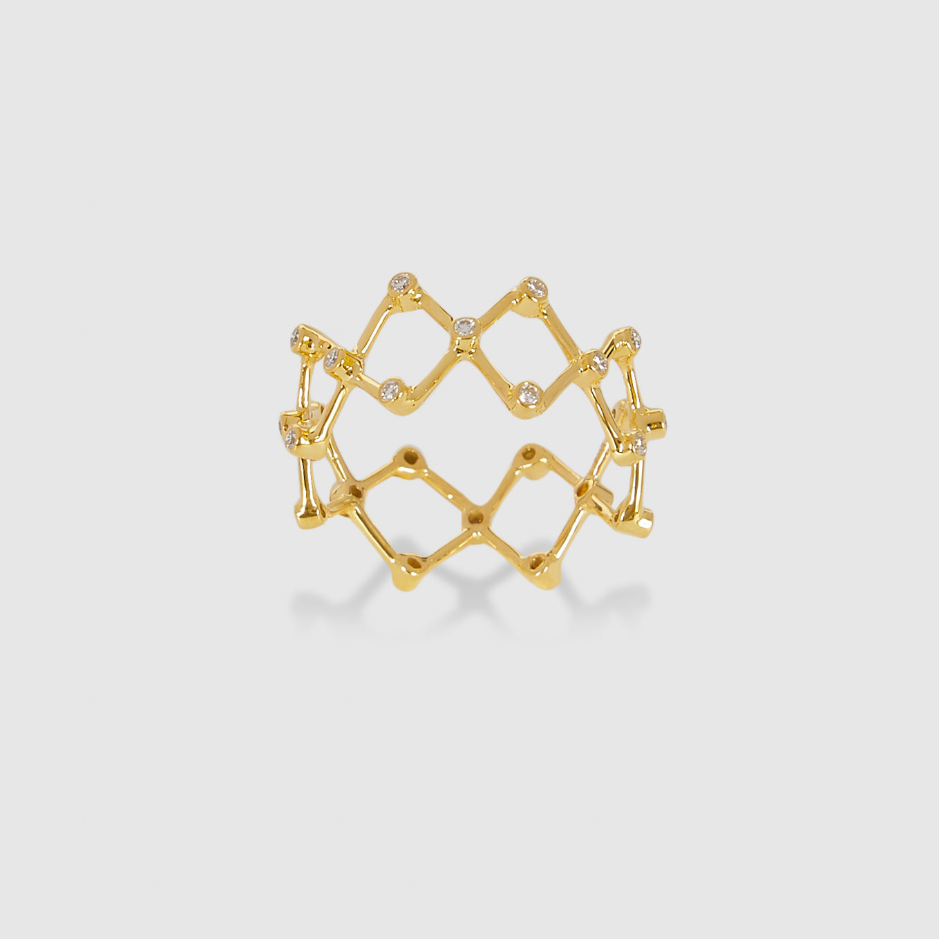 Mini Zigzag Ring