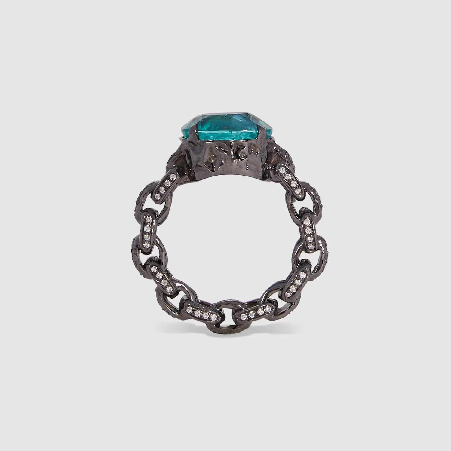 Sea Chain Ring