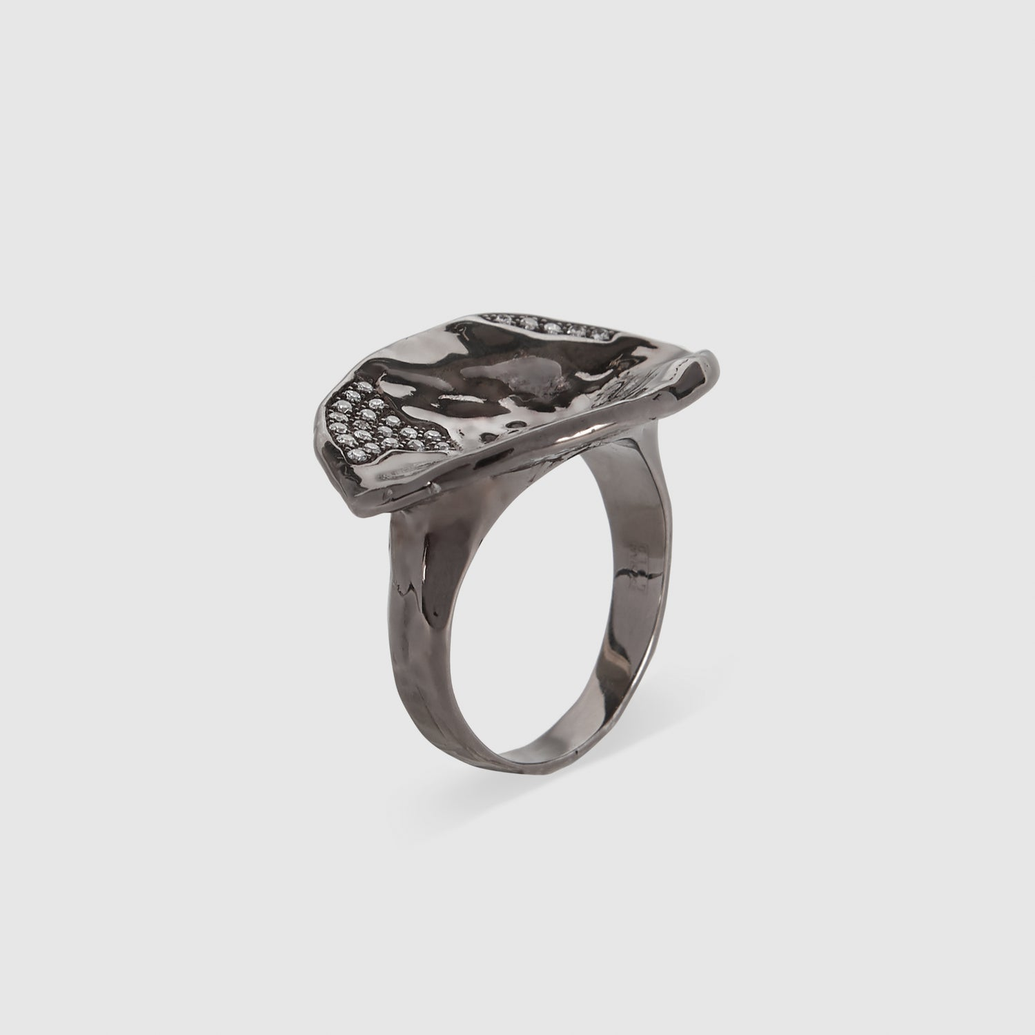 Diamond Tiny Bond Ring