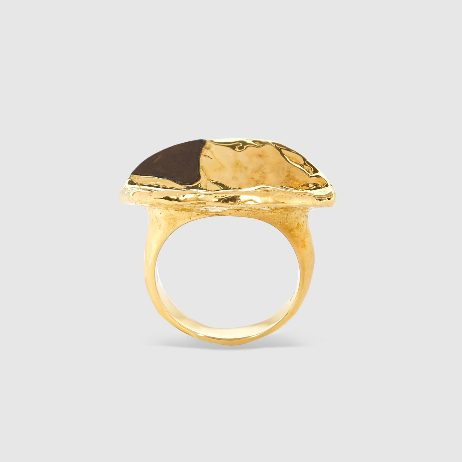 Coconut Tiny Bond Ring
