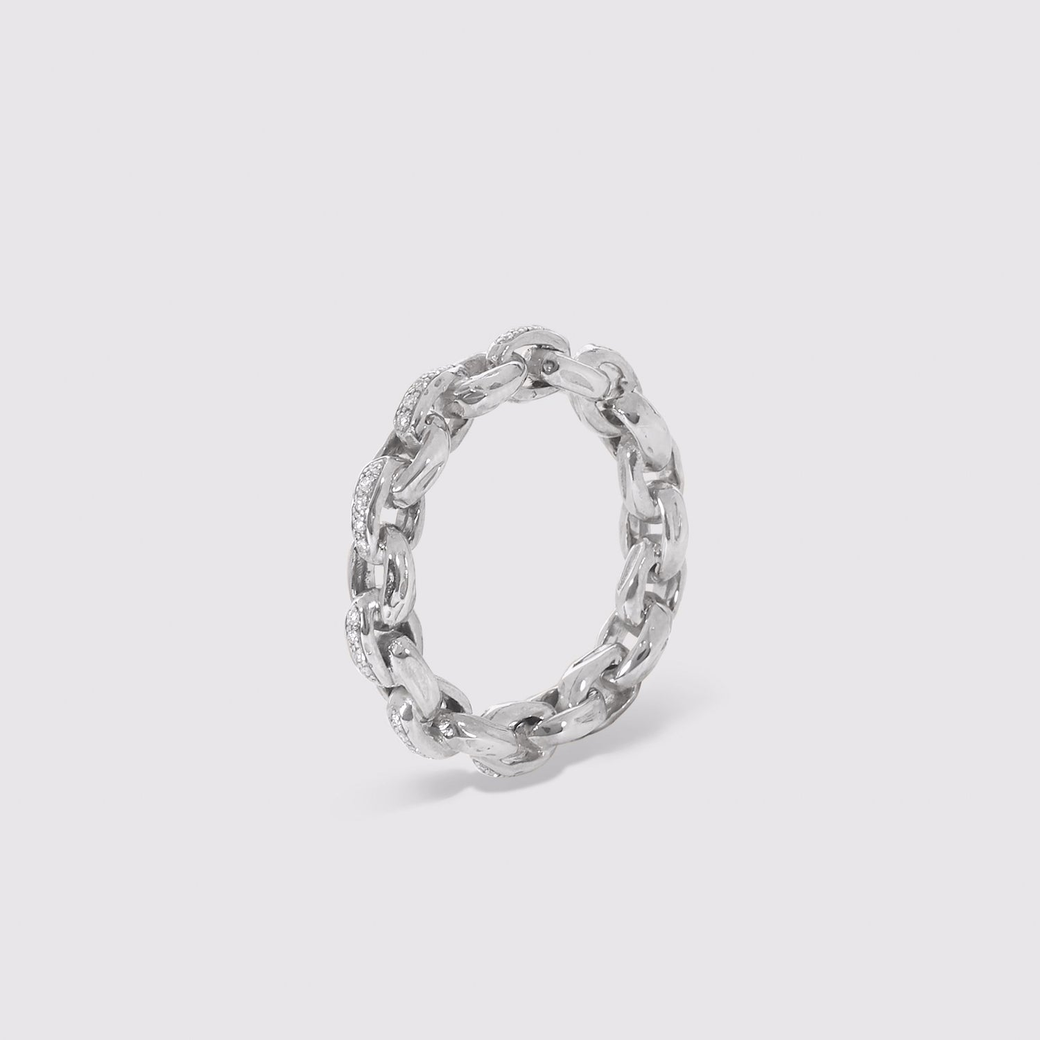 Diamond Row Ring