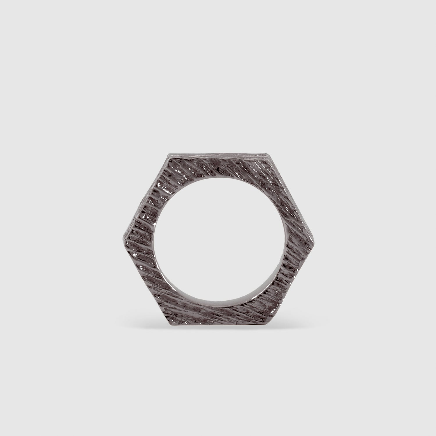 Hexagon I Ring