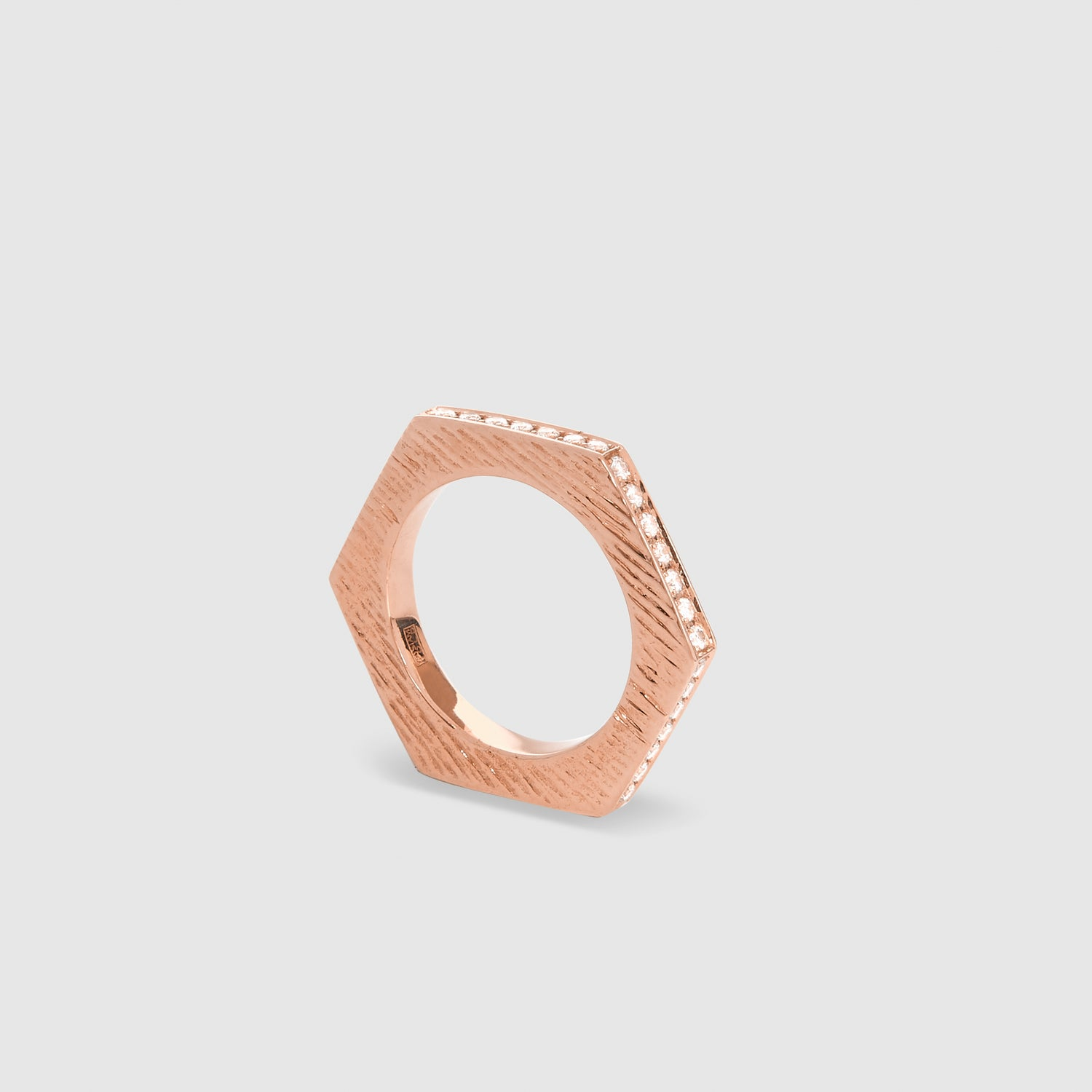Hexagon II Ring
