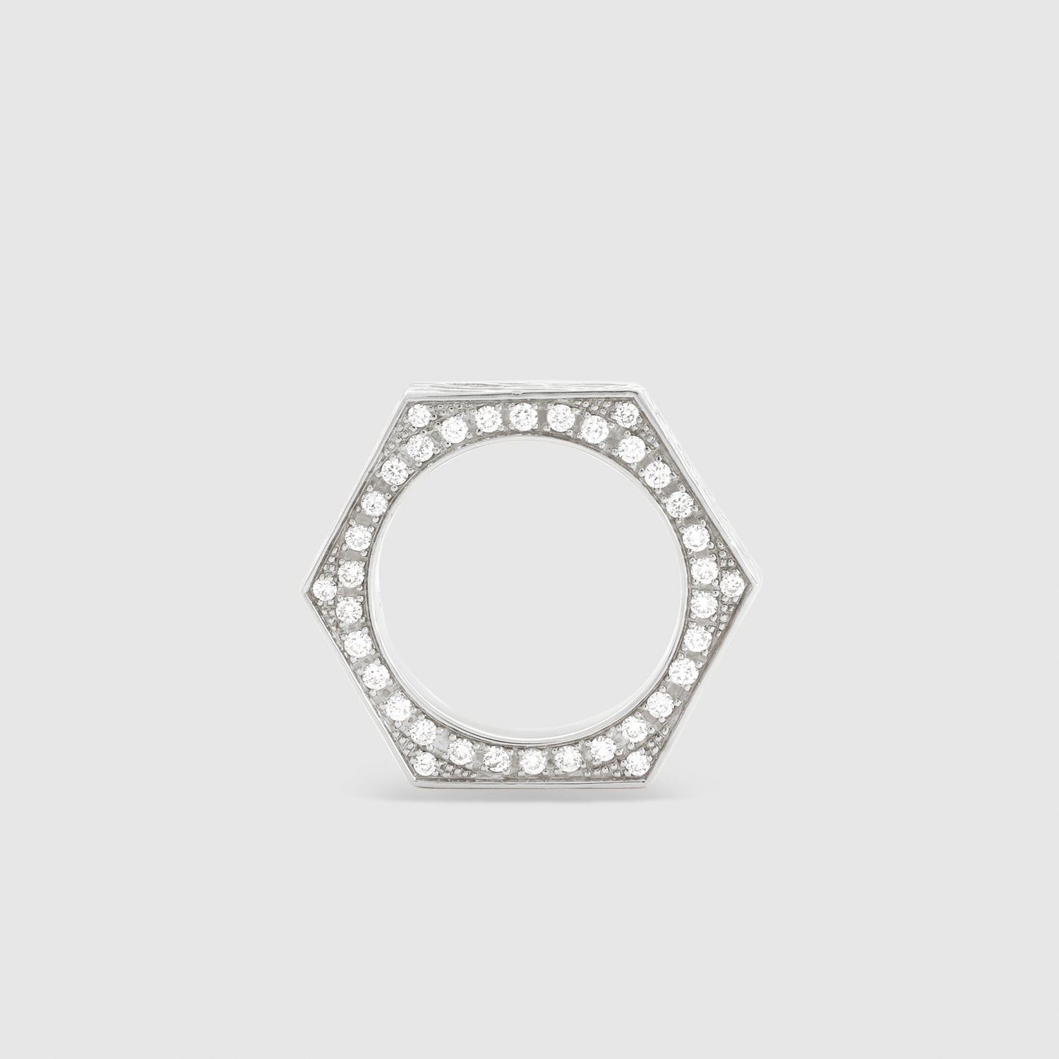 Hexagon III Ring