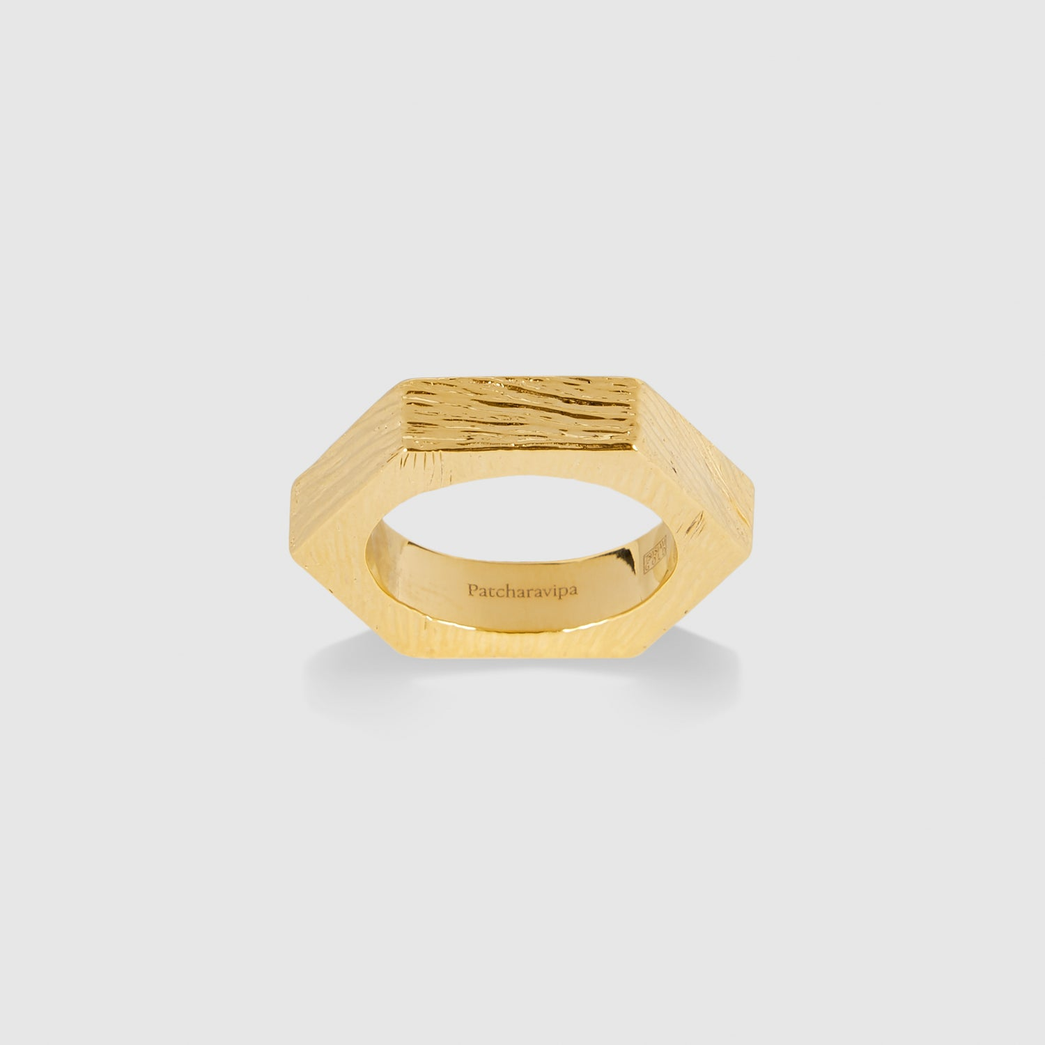 Hexagon IV Ring