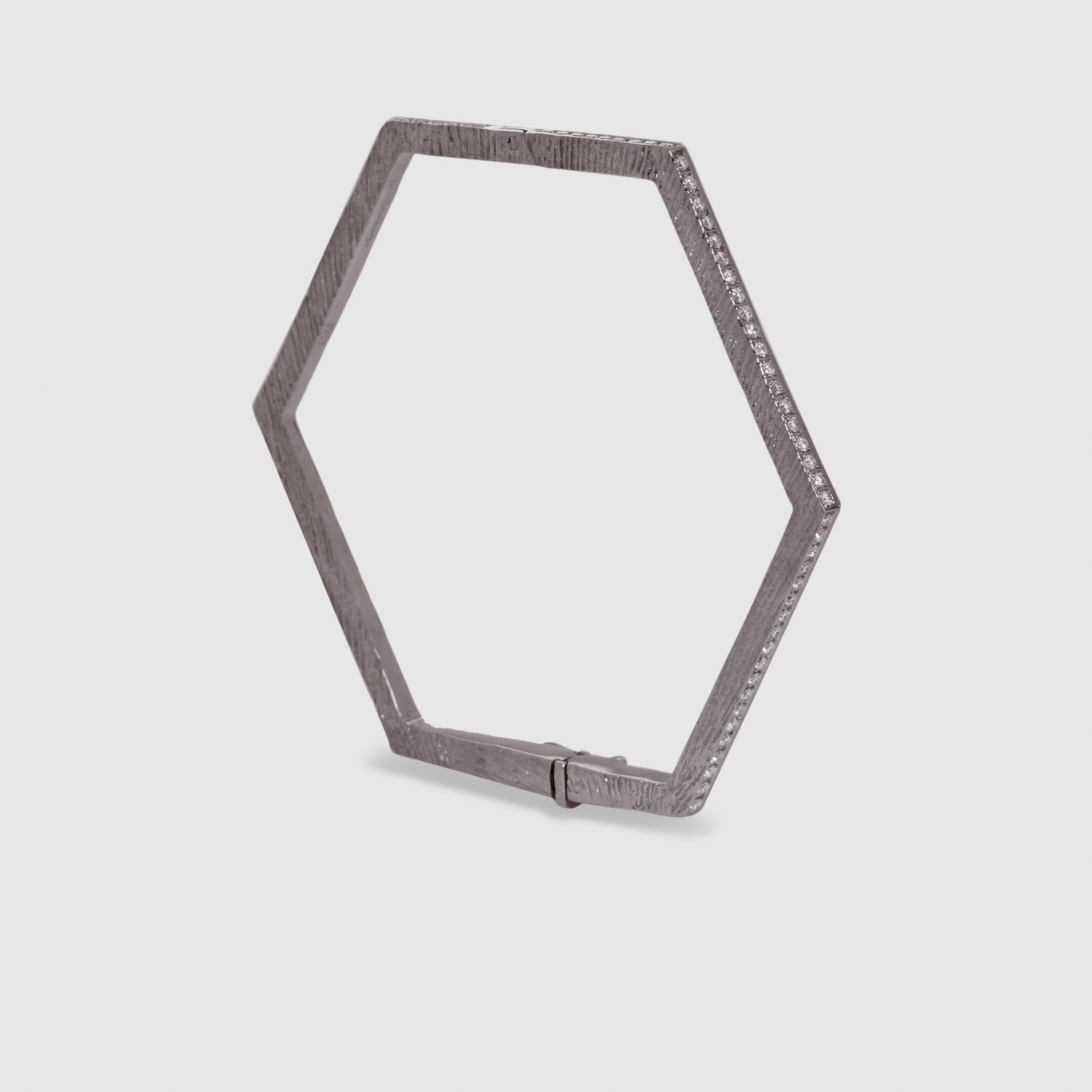Hexagon I Bangle
