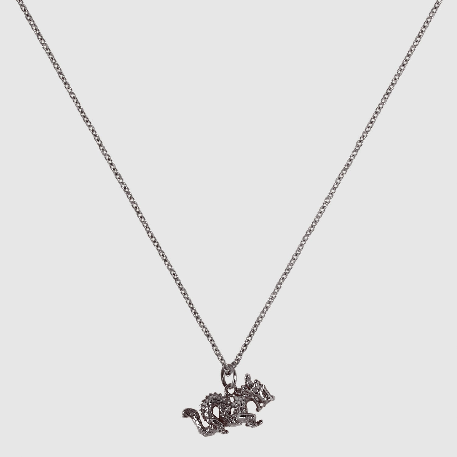 Tiny Dragon Necklace