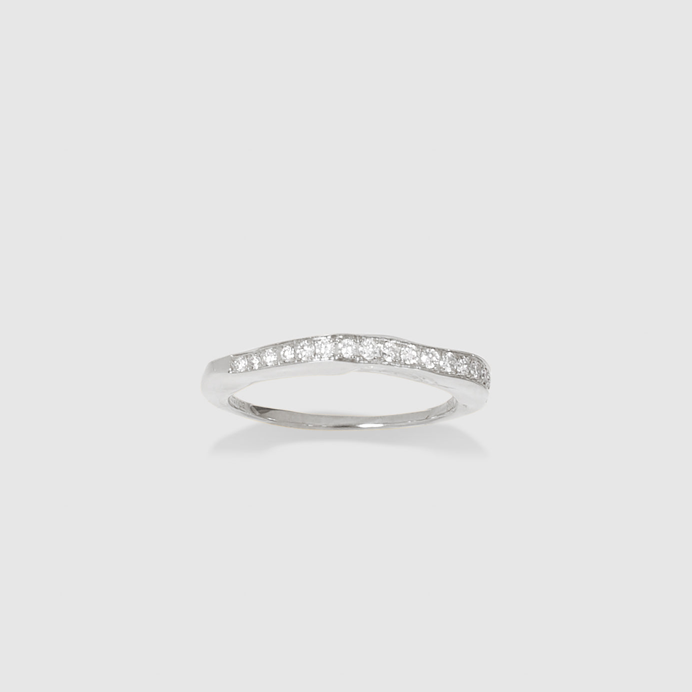 Diamond Babi Tushroom Ring