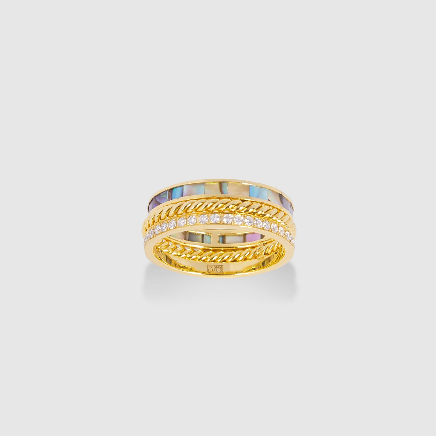 Pleated Ring