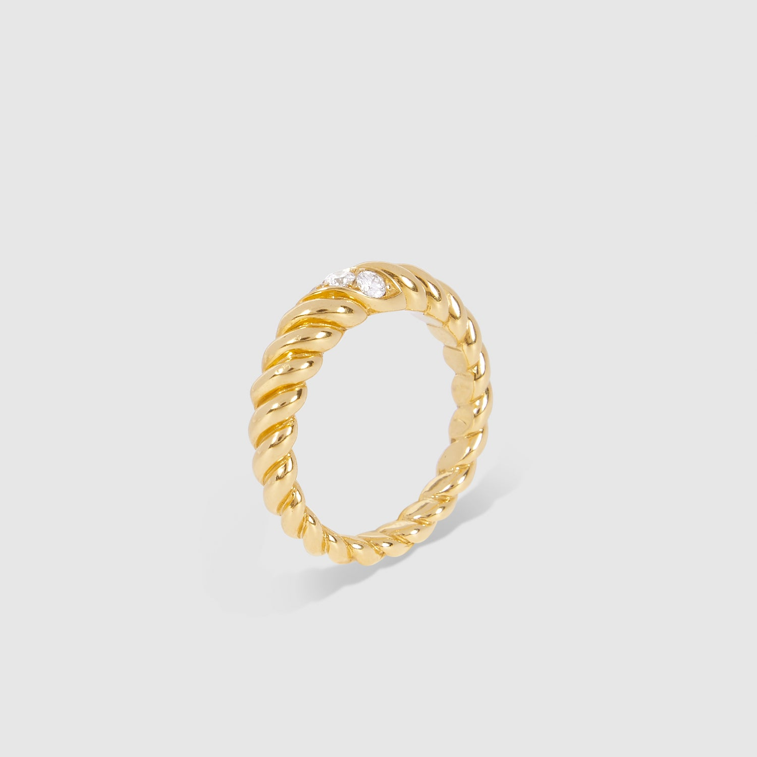 Scale Rope Ring