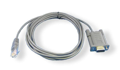 Replacement 25 Feet RJ45 to Serial Cable - DSI Depot