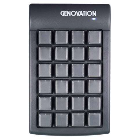 Genovation ControlPad 684 Programmable RS-232 Serial Keypad - DSI Depot