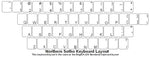 Northern Sotho Keyboard Labels - DSI Depot