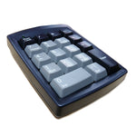 18 Keys Low Profile PS/2 Pass Thru Numeric Keypad DKP18P - DSI Depot