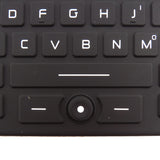 Waterproof IP68 Silicone Compact Backlit Keyboard with Mouse Pointer JH-IKB850BL - DSI Depot