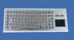 Industrial Metal Kiosk Compact Touchpad Keyboard with FN Key DKM-CP-1002 - DSI Depot
