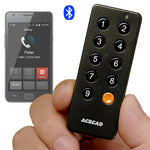ACECAD AceDialer SD1 Bluetooth Speed Dial Remote Android & BlackBerry - DSI Depot
