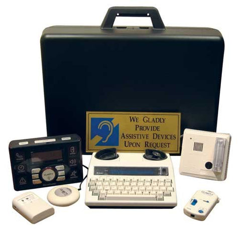 ADA Compliant Guest Room Kit 1000 Hard Case - DSI Depot