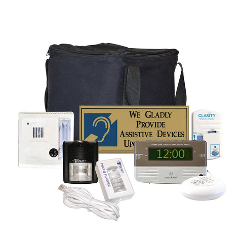 ADA Compliant Guest Room Kit 400S Soft Case - DSI Depot