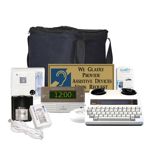 ADA Compliant Guest Room Kit 500S Soft Case - DSI Depot