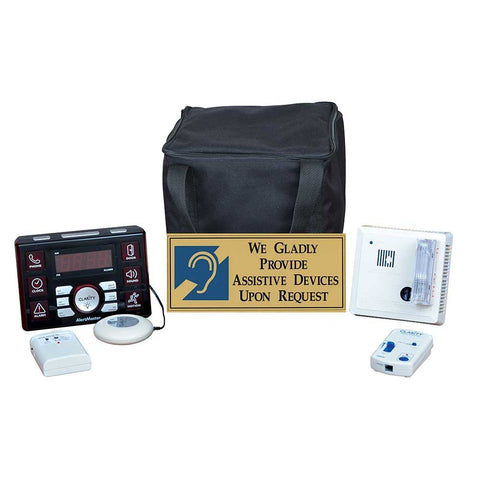ADA Compliant Guest Room Kit 900S Soft Case - DSI Depot