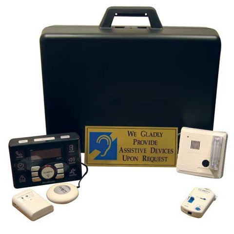ADA Compliant Guest Room Kit 900 Hard Case - DSI Depot