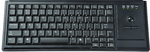 TG3 TG82-TBUUS Small Form Factor, 82 Key Keyboard with Integrated Trackball - DSI Depot