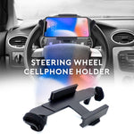 Tesla Model 3 Steering Wheel Phone Holder for iPhone and Android - DSI Depot