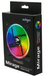 Archgon RGB Radiator Fan CPU Mirage Bright LED Colors for PC Case 120 mm Gaming - DSI Depot