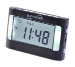 Serene Innovations VA3 Vibrating Travel Alarm Clock - DSI Depot
