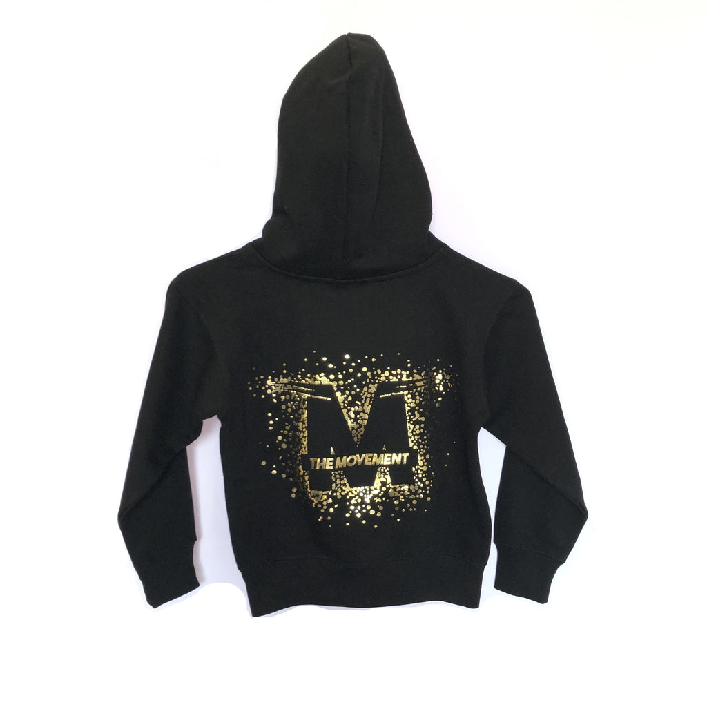 "Adult Bubble ""M"" Hoodie"