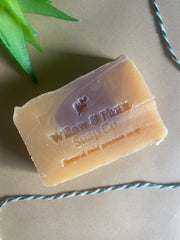 Banana smoothie Soap Bar
